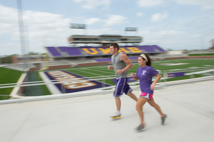 Viewbook photography at University of Mary Hardin-Baylor