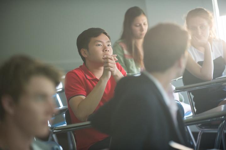 Recent higher ed photography: Loyola Marymount University