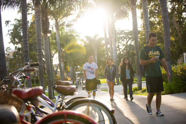 Recent higher ed photography: Loyola Marymount University