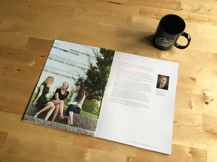 University of Cincinnati Annual Report