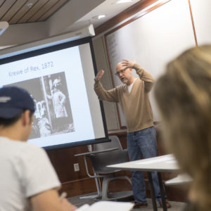 Higher education admissions photography at Union College by Matthew Lester