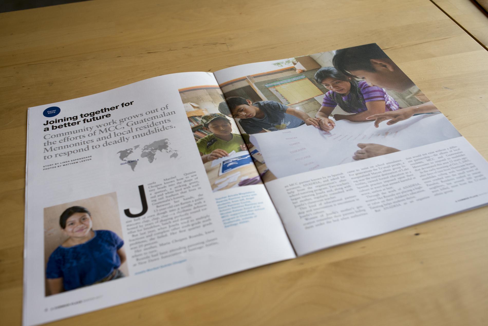 International Development photography