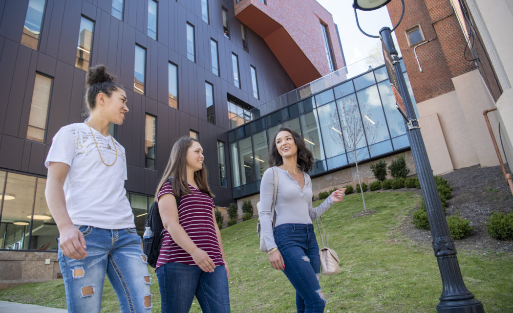 College and university admissions marketing photography by Matthew Lester