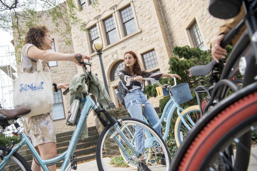 University Viewbook photography