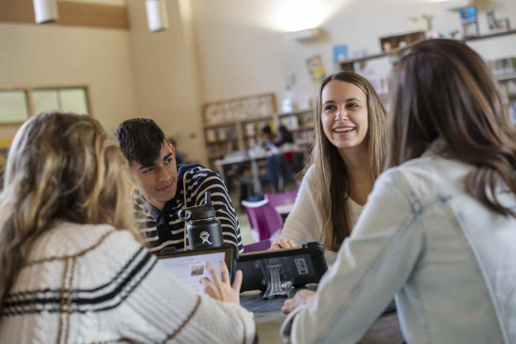 Independent school marketing photography