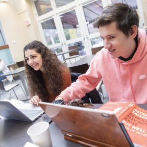 Higher education marketing photography