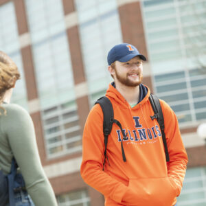 Higher education admissions marketing photography